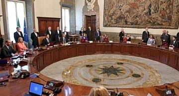 CdM. Il Governo impugna la finanziaria della Regione Veneto, ma non le disposizioni relative al gioco