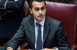 """Di Maio (M5S): """"Il governo ha premiato i concessionari del gioco d'azzardo, questo non ci sta bene"""""""