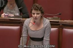 La Spadoni e la Sarti (M5S) presentano un'interrogazione parlamentare sull'attentato contro la sala scommesse di Reggio Emilia