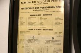 """Aosta. Denunciata una tabaccheria per mancata esposizione della """"tabella dei giochi proibiti"""""""