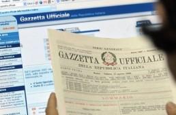 Dpcm riapertura pubblicato in Gazzetta ufficiale