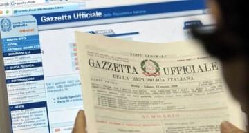 Decreto su reddito di cittadinanza e quota 100 in Gazzetta Ufficiale