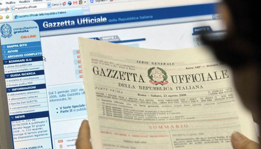 Dl Mibac in GU: utili Lotto a favore dei beni culturali