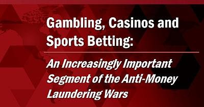 Giochi d'azzardo, casinò e scommesse al centro del seminario sul riciclaggio di denaro