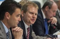 """ICE2017. Temmink: """"La nuova direttiva anti-riciclaggio estesa all'intero settore di gioco, termine dei lavori previsto per il 27 giugno"""""""