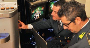 Puglia. Piano straordinario di controllo della Gdf sull'azzardo, sequestrate nell'operazione 28 apparecchiature irregolari