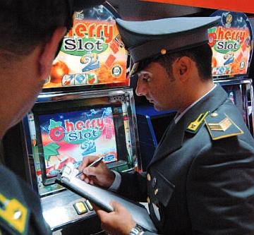 Puglia: giochi d'azzardo nel mirino delle Fiamme gialle