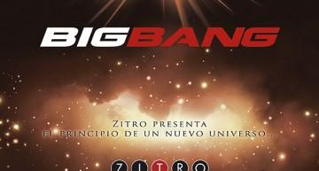 Il BIG BANG prende il via nella fiera che Zitro realizza in Messico
