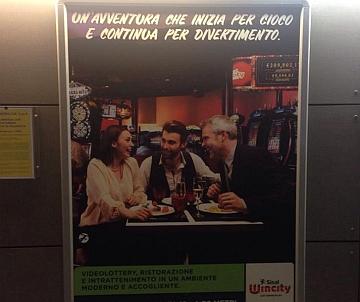 La proposta M5S contro la pubblicità dell'azzardo approda anche in Senato