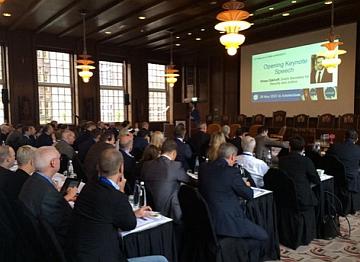 """Coin-op. Al via l'Euromat Gaming Summit. Kok (Pres. onorario): """"Riaccendiamo i riflettori sul gioco terrestre"""""""
