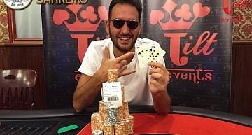 Casinò di Sanremo. E' Stefano Matarrese il vincitore del The Challenge Poker Sanremo