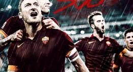 Seria A. Si scommette sul 300esimo gol di Totti con la maglia giallorossa