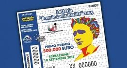 """Domani l'estrazione della Lotteria Nazionale Premio Louis Braille. Cola (Uci Lazio): """"Ottima occasione per sensibilizzare sulle problematiche dei ciechi e degli ipovedenti"""""""