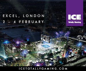ICE Totally Gaming si svolgerà il 2-3-4 febbraio 2016, all'Excel Exhibition Centre a Londra
