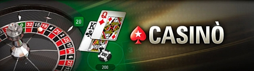 I primi sei mesi di PokerStars nel mercato dei casinò online: l'offerta continua ad aumentare