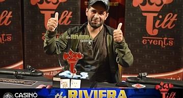 Casinò di Sanremo. Karem Laouini, Campione del The Riviera Game II