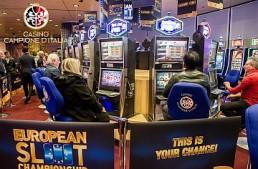 European Slot Championship: il Titolo europeo si gioca il 12 dicembre al Casinò di Campione