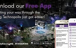 Ice Totally Gaming: arriva l'App per visitare il Gaming Technopolis