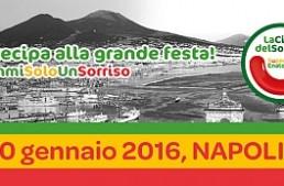 """SuperEnalotto. Nel cuore di Napoli """"La Città del Sorriso"""""""