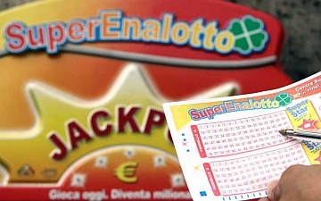 Superenalotto: jackpot a 130 milioni, tra i più alti degli ultimi 20 anni