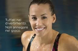 """Global Starnet: """"Parte la nuova campagna sul gioco responsabile con la testimonial Tania Cagnotto"""""""