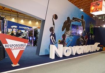 Enada Primavera ospita il CR Board mondiale di Novomatic