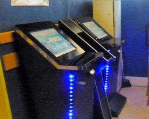 Torino: totem al posto delle slot machine