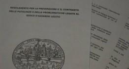 Seriate. Mozione della minoranza per portare in consiglio il regolamento sull'azzardo di Bergamo