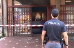 Reggio Emilia. Attentato incendiario contro una sala scommesse