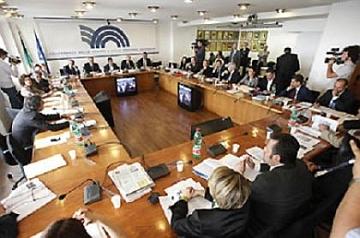 Conferenza Regioni sui giochi: dopo due ore, prosegue la discussione