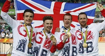 Rio 2016: anche i fondi del gioco d'azzardo hanno sostenuto il successo della Gran Bretagna