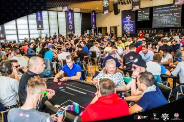 Casinò Campione d'Italia: torna l'Italian Poker Open