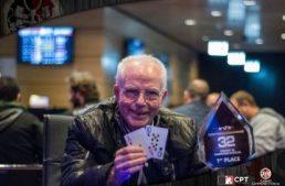"""Poker a Campione. Nicola Fiorello vince """"Only The Barracudas"""", andrà alle WSP di Las Vegas"""