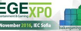 Stilata l'agenda della BEGE Expo 2016: 23-24 novembre