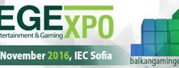 Nuovi arrivati e partner di lungo termine a BEGE Expo 2016