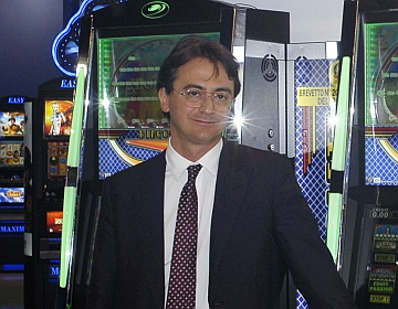 """Terrabusi (Nazionale Elettronica): """"La nostra mission, valorizzare la componente dell'intrattenimento per incontrare le richieste dei giocatori"""""""