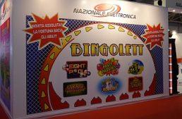 Nazionale Elettronica, al centro della scena con Bingolett!