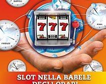 'Slot nella Babele degli orari'. In distribuzione la nuova edizione di PressGiochi@Enada