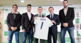 Spagna. Codere siglato accordo di sponsorizzazione con il Real Madrid C.F.