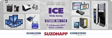 SUZOHAPP presenta il nuovo logo in occasione di ICE