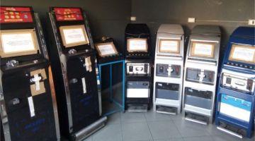 Nocera Inferiore: scoperto bar con slot machine illegali