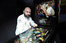 Rome Pimball Tournament ad Enada