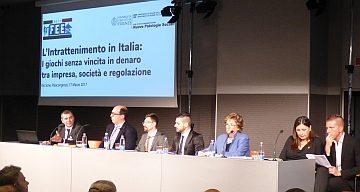 """FEE. Erbetta (PC Emilia Romagna): """"L'educazione alla libertà è la soluzione delle ludopatie, non il proibizionismo"""""""