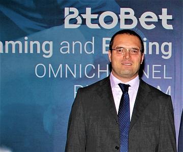 """Ruggeri (Btobet): """"Intelligenza Artificiale al servizio del business del gioco e delle scommesse"""""""