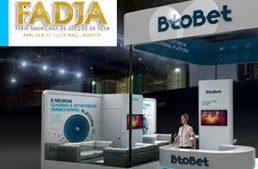 BtoBet pronta ad incontrare i maggiori operatori latino-americani a Fadja in Colombia