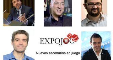 "Spagna. ""Nuovi scenari in gioco"" ad EXPOJOC 2017"