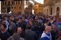 Manifestazione Fit a difesa del gioco pubblico: in piazza anche A.GI.SCO.