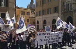 Awp. A Piazza Montecitorio il settore del gioco dice No all'aumento del Preu inserito in Manovra
