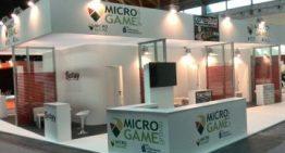 Lo stand Microgame all'Enada: una porta d'ingresso al mondo del gaming
