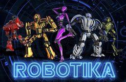 Worldmatch arricchisce il bouquet di giochi con la nuova slot Robotika hd